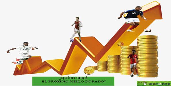 jovenes a precio de oro, el nuevo mercado futbolístico