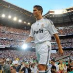 Cristiano Ronaldo presentación Real Madrid