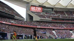 Atlético Barcelona Record de asistencia fútbol femenino