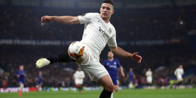 Luka Jovic es uno de los delanteros más prometedores del panorama futbolístico.