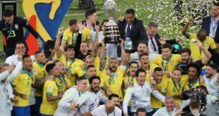 Brasil campeon Copa América 2019