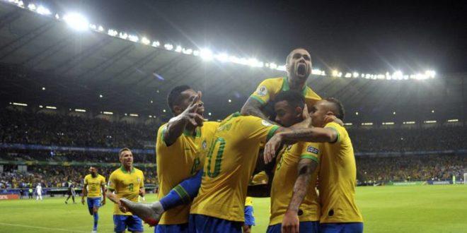 La Brasil de Tite.