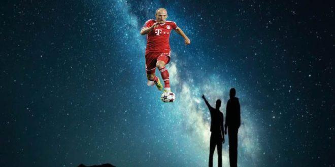 Arjen Robben se retira.
