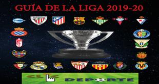 Descargate la guía más completa del fútbol español.
