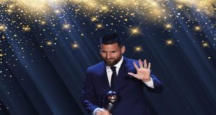 messi the best 2019